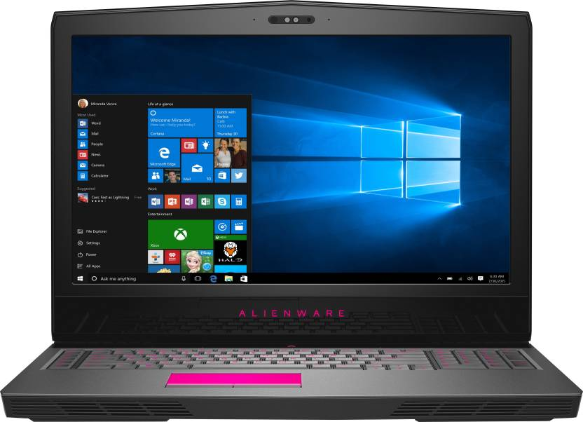 Alienware Core i7 7th Gen