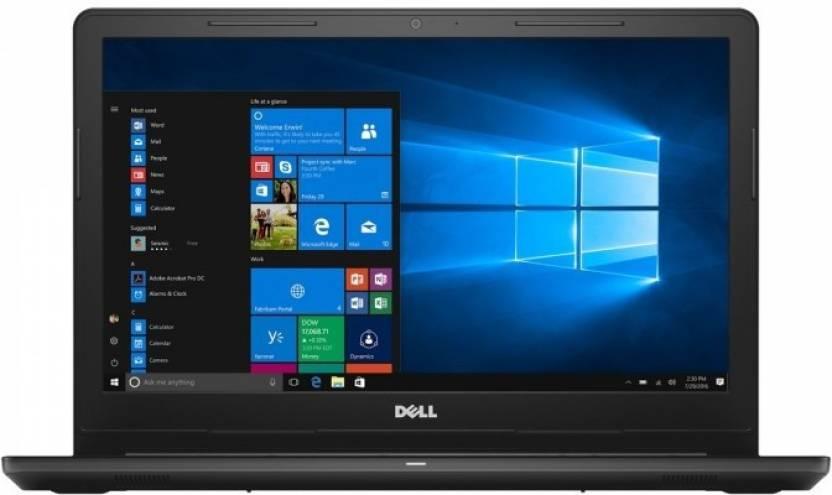 Dell Inspiron 15 3000 Core i3 7th Gen