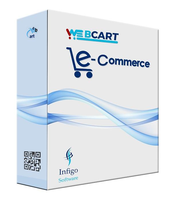 WebCart E-Commerce Package