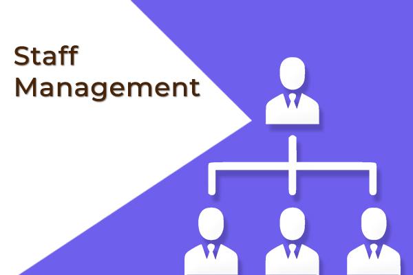 Staff Management