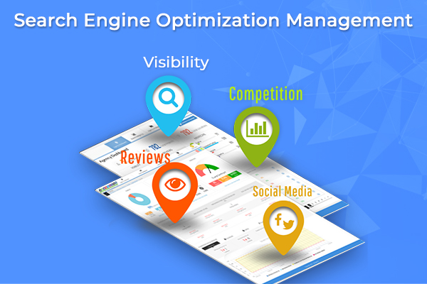Search Engine Optimization Management