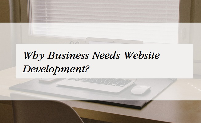 The Importance of Website Development for a Business