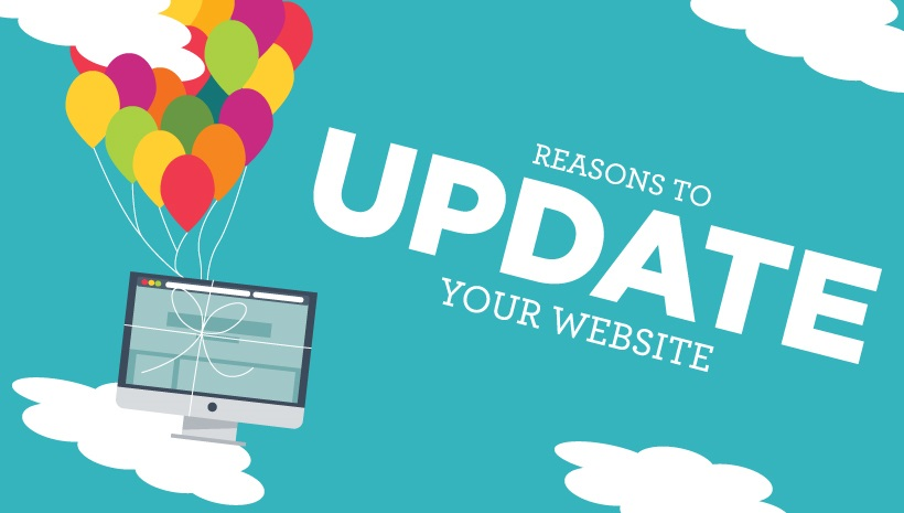 Check Out Top 10 Reasons For Keep Your Website Updated!