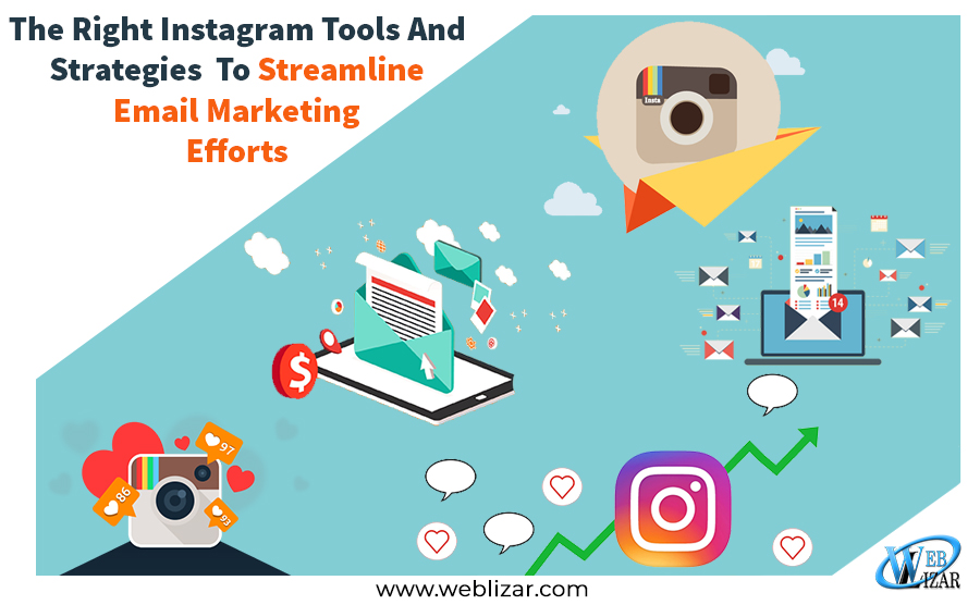 The Right Instagram Tools And Strategies To Streamline Email Marketing Efforts
