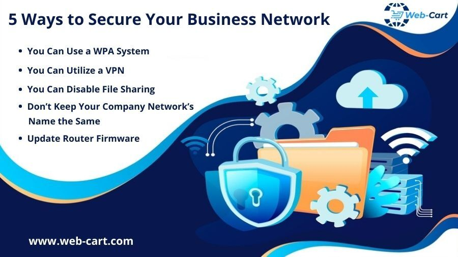 5 Ways to Secure Your Business Network