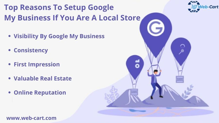 Top Reasons To Setup Google My Business If You Are A Local Store