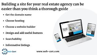 Building a site for your real estate agency can be easier than you think
